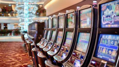 Photo of The Slot Machine Vs Online Slots