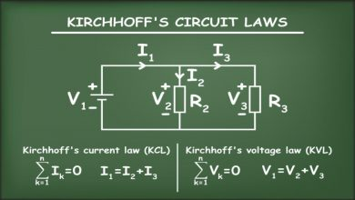 Photo of When Kirchhoff's Circuit Laws Are Used?