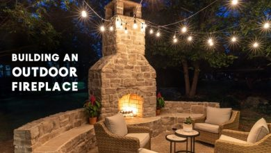 Photo of 4 Amazing Outdoor Fireplace concepts You Ought to Follow