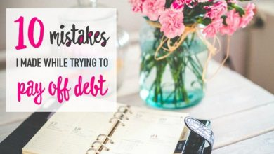 Photo of The 10 Biggest Mistakes People Make When Paying Off Debt