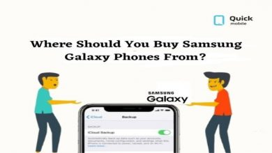 Photo of Where Should You Buy Samsung Galaxy Phones From?