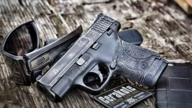Photo of Give your Firearm a New Personality with Cerakote Coating!
