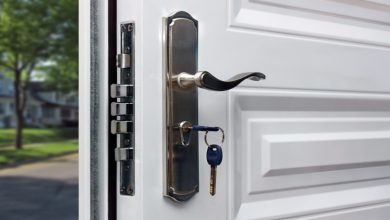 Photo of How to make your front door more secure