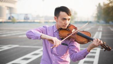 Photo of Making Music In A Violin School Singapore Program