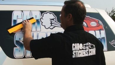Photo of Pro Tips for Applying Car Stickers for the Best Effect