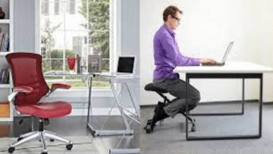 Photo of STANDING DESK VS. NORMAL DESK: KNOW 5 SURPRISING FACTS ABOUT WORK CHAIRS HERE.