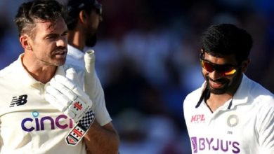 Photo of 'This is cheating' – James Anderson to Jasprit Bumrah subsequent to confronting the bouncer torrent at Lord's