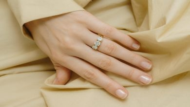 Photo of Various Kinds Of Weeding Rings Available In The Market