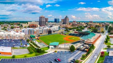 Photo of Major touristic attractions in the city of Greensboro NC